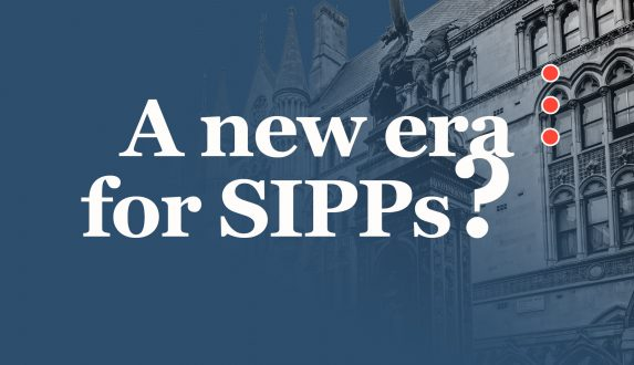 A new era for SIPPs?